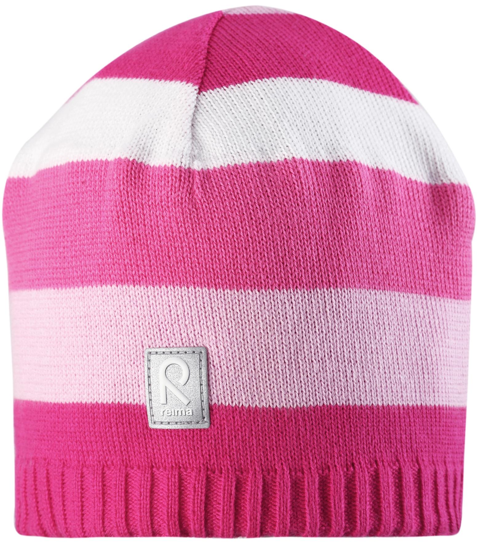 Головные уборы Reima Datoline розовый головные уборы reima aqueous розовый