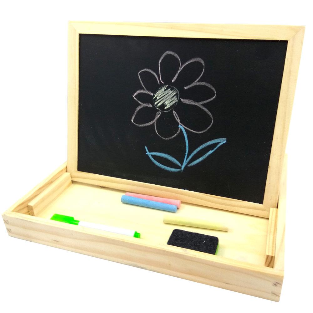 Альбомы и доски для рисования База игрушек Магнитная доска База игрушек двухсторонняя melompo магнитная доска на холодильник chat