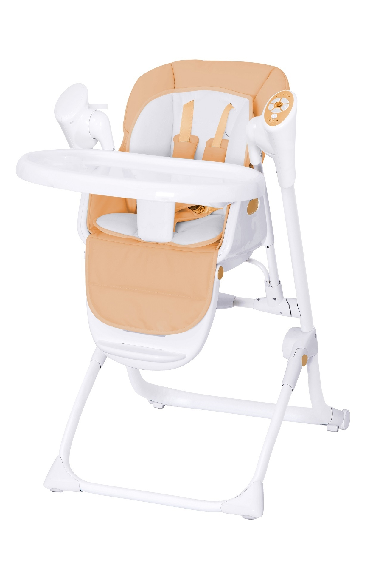 Стул-качели для кормления малышей Be2Me TY-838