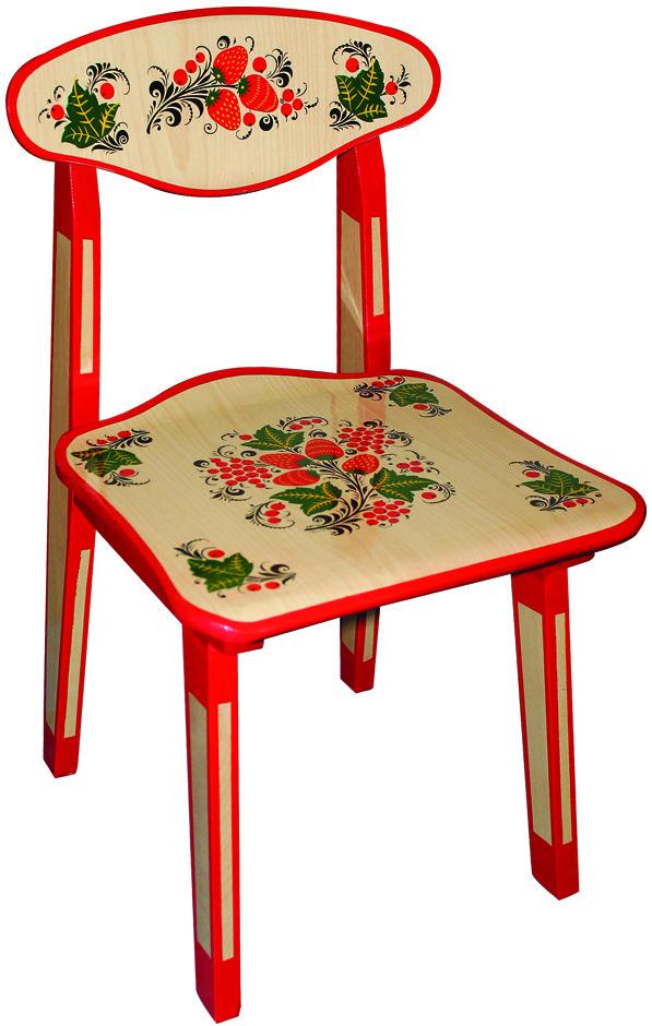 Столы и стулья Хохлома Стул Хохлома с художественной росписью цены онлайн