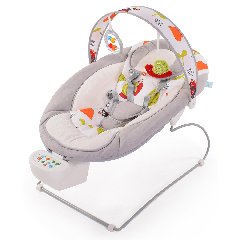 Купить Качели и шезлонги для малышей, Cullare, 1шт., Nuovita УТ-0000387Piccolo_, Китай, кремовый/улитка