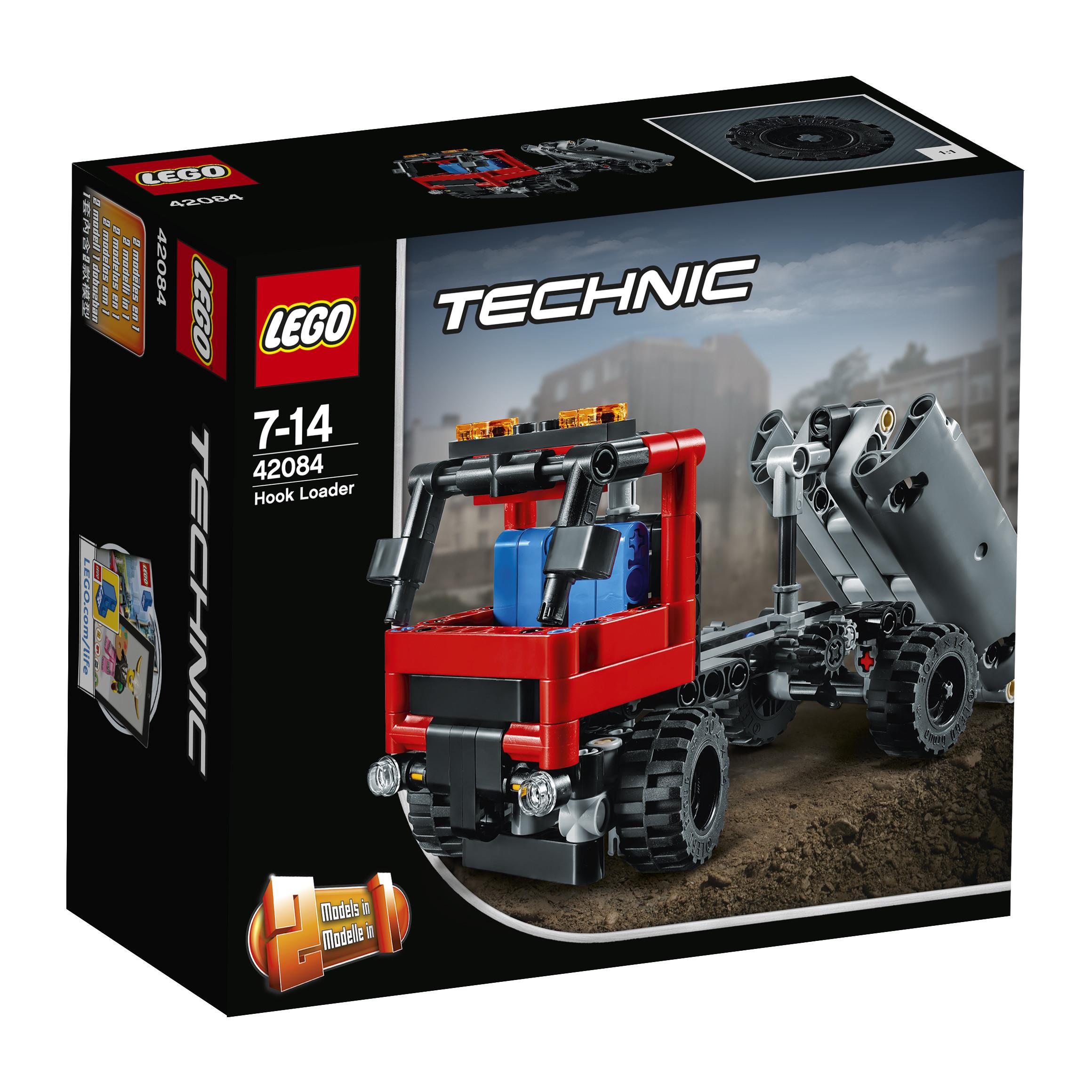 LEGO LEGO Конструктор LEGO Technic 42084 Погрузчик конструктор lego technic бульдозер 42071
