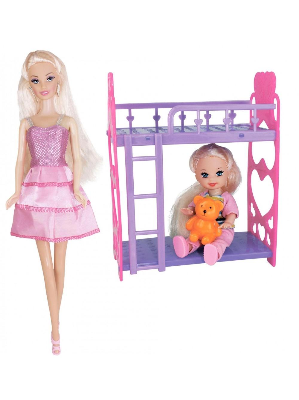цены Игровой набор ToysLab Кукла Ася. Спокойной ночи, малышка