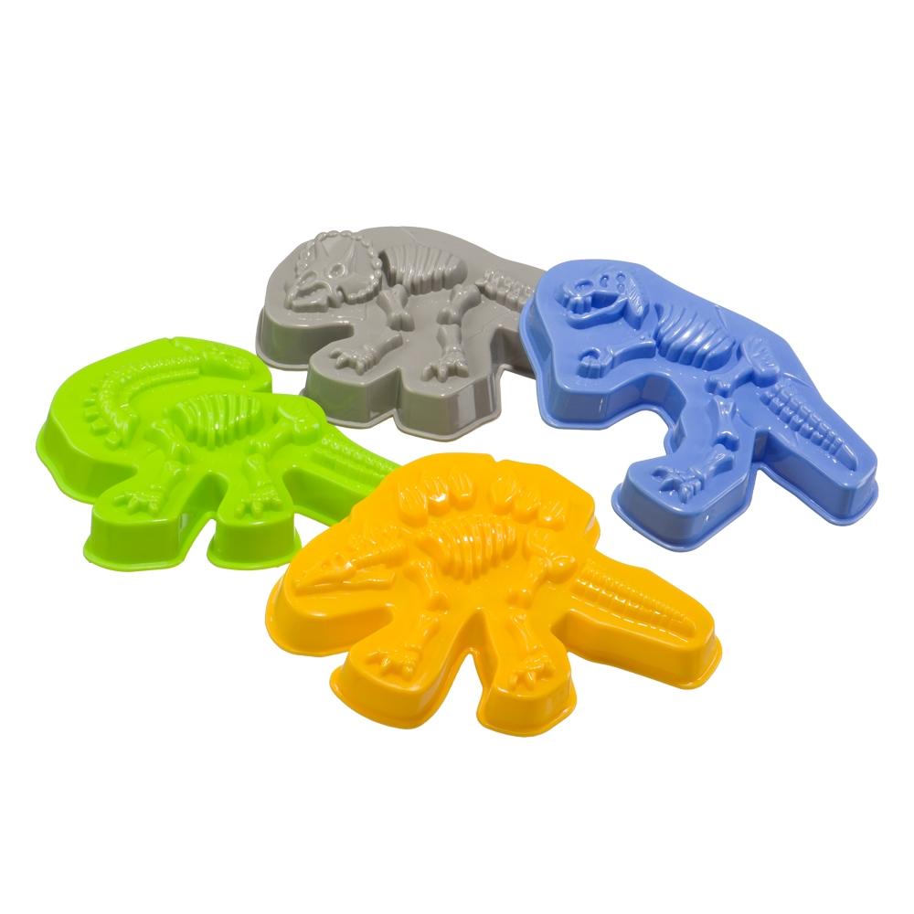 Игрушки для песка Happy baby Dinosaurs игровые фигурки happy kin набор динозавров 41098