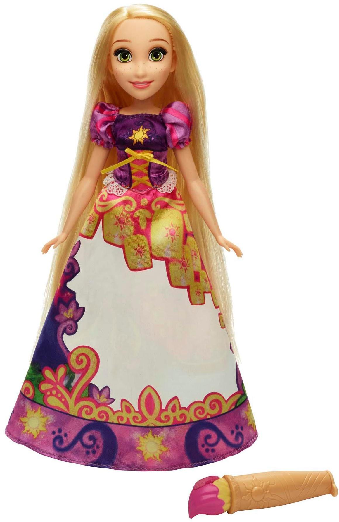 Disney Princess Disney Princess Принцесса в юбке с проявляющимся принтом hasbro кукла золушка с проявляющимся принтом