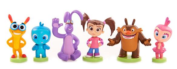 Фигурки героев мультфильмов Kate and Mim-Mim Kate and Mim-Mim игрушка плюшевая kate and mim mim катя
