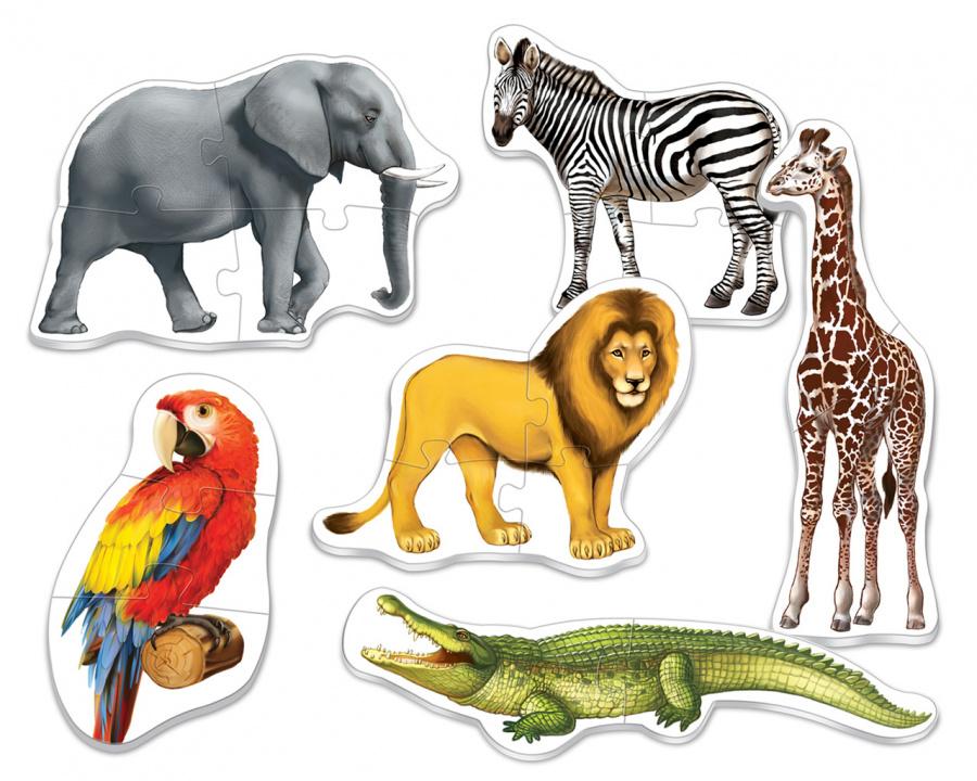 что набор картинок животных предпринимателя ильи