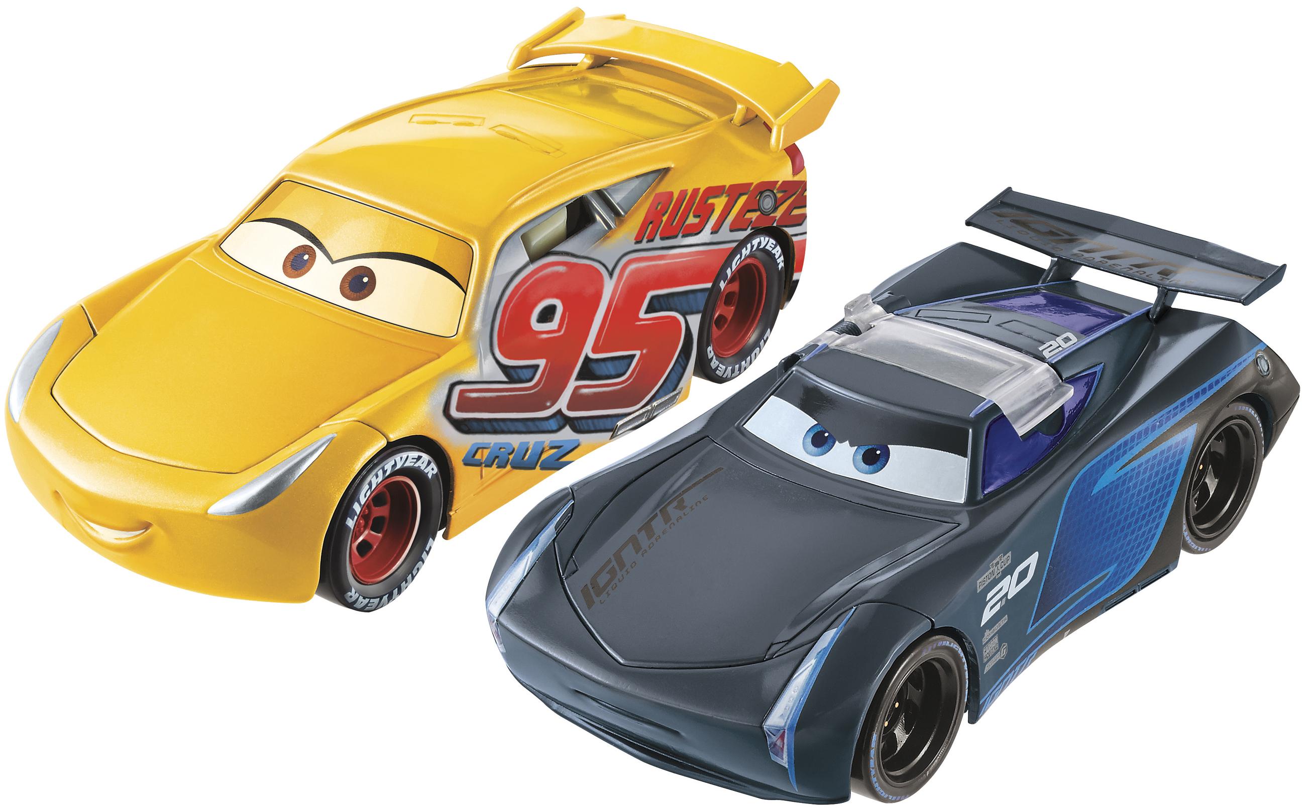 Машинки и мотоциклы Cars Перевёртыш машинки и мотоциклы soma 78928r
