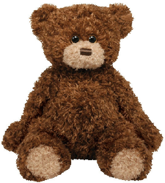 Мягкая игрушка TY Медвежонок 33 см