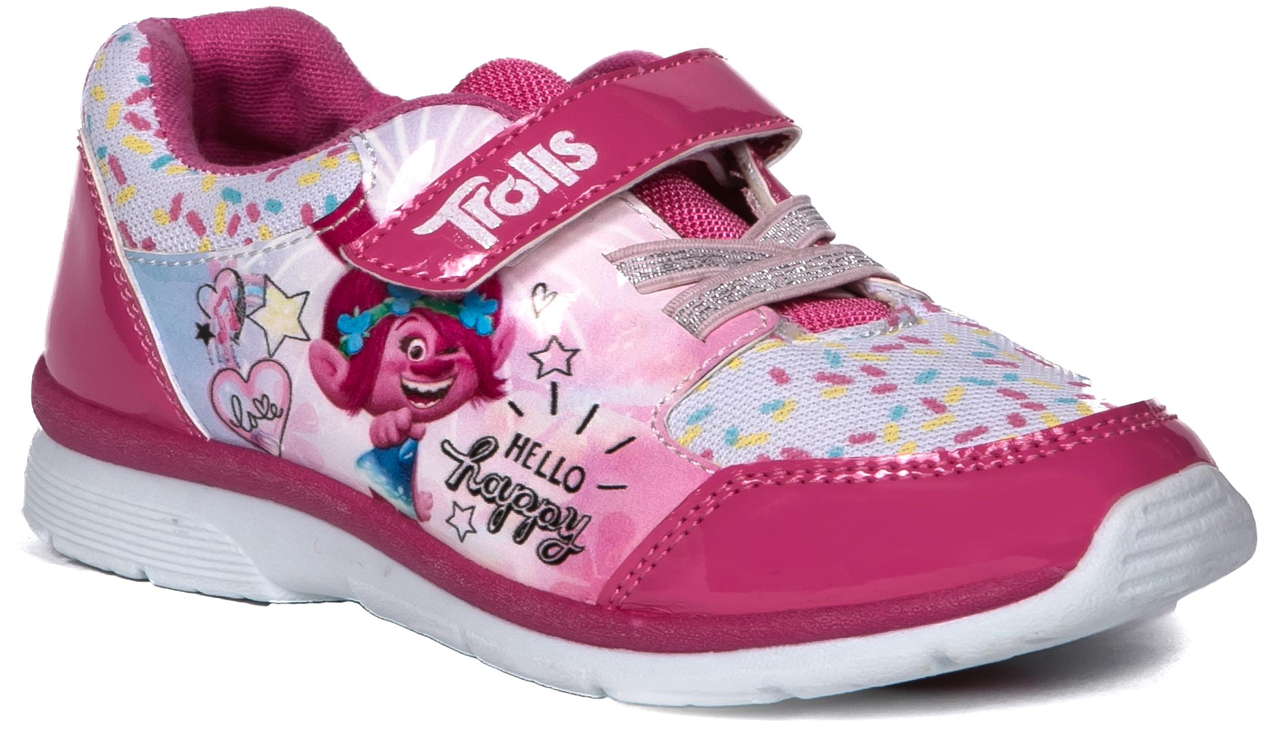 Ботинки и полуботинки Barkito TROLLS TR001149 полуботинки типа кроссовых для девочки barkito светло розовый