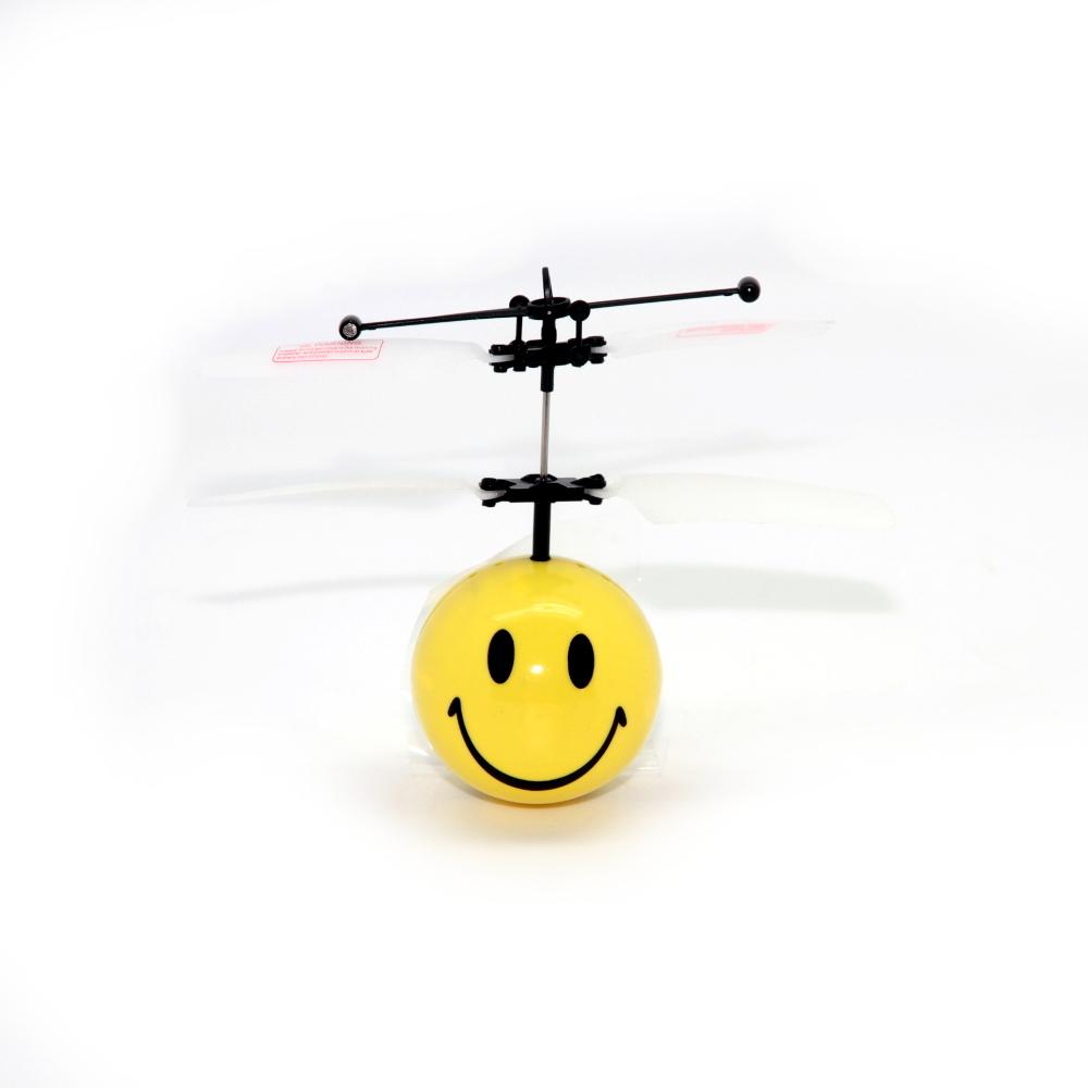 Игрушки на радиоуправлении BALBI FB-002-Y «Смайлик»