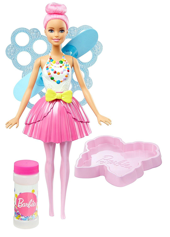 Barbie Barbie Фея с волшебными пузырьками