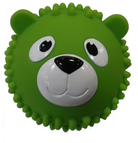 Мишка 8,5 см, зеленый 59651ЯиГ