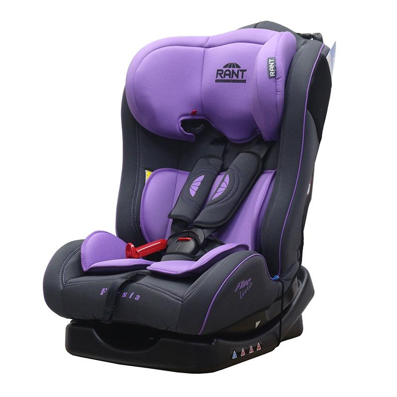 Автокресло RANT Fiesta 0-25 кг Purple автокресло rant comix labirint blue