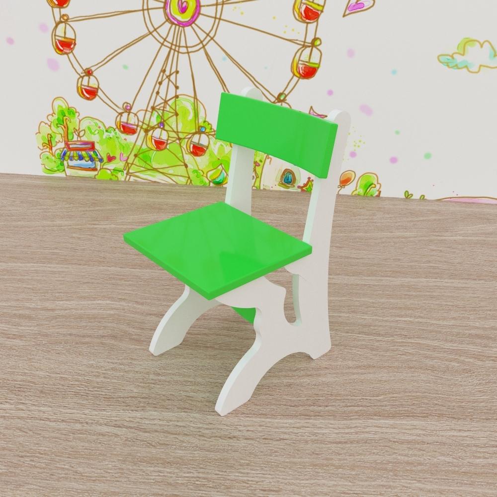 Столы и стулья Малина Стул Малина 50x31 см зеленый
