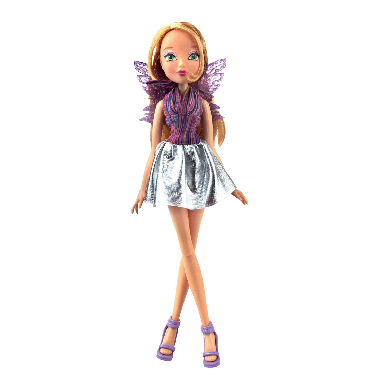 Кукла WINX CLUB «Рок-н-ролл. Флора» 31 см winx club кукла winx club рок н ролл лейла