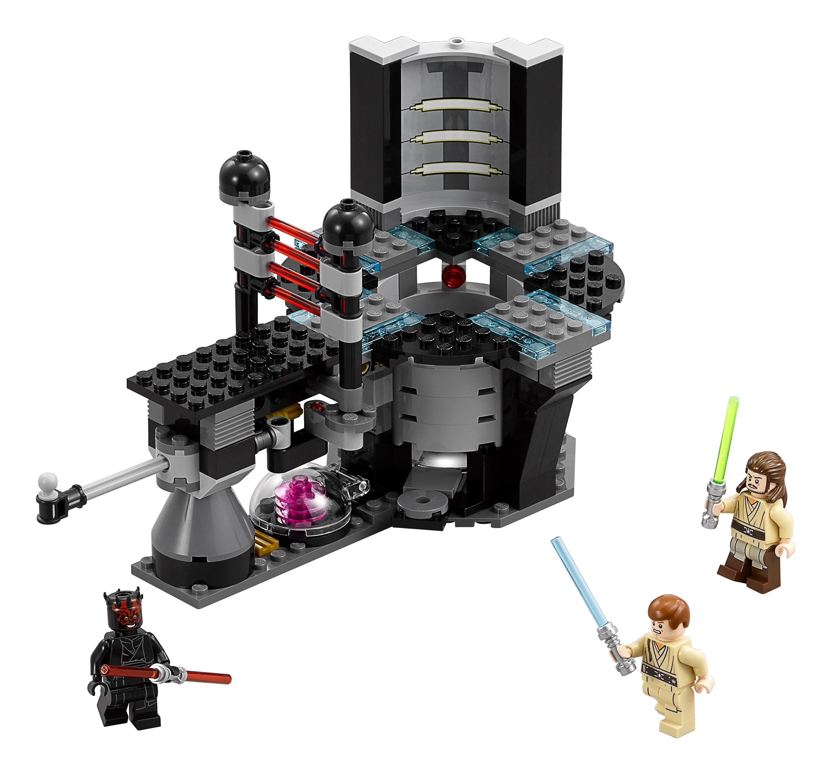 Star Wars LEGO Star Wars 75169 Дуэль на Набу eu uk ru delivery