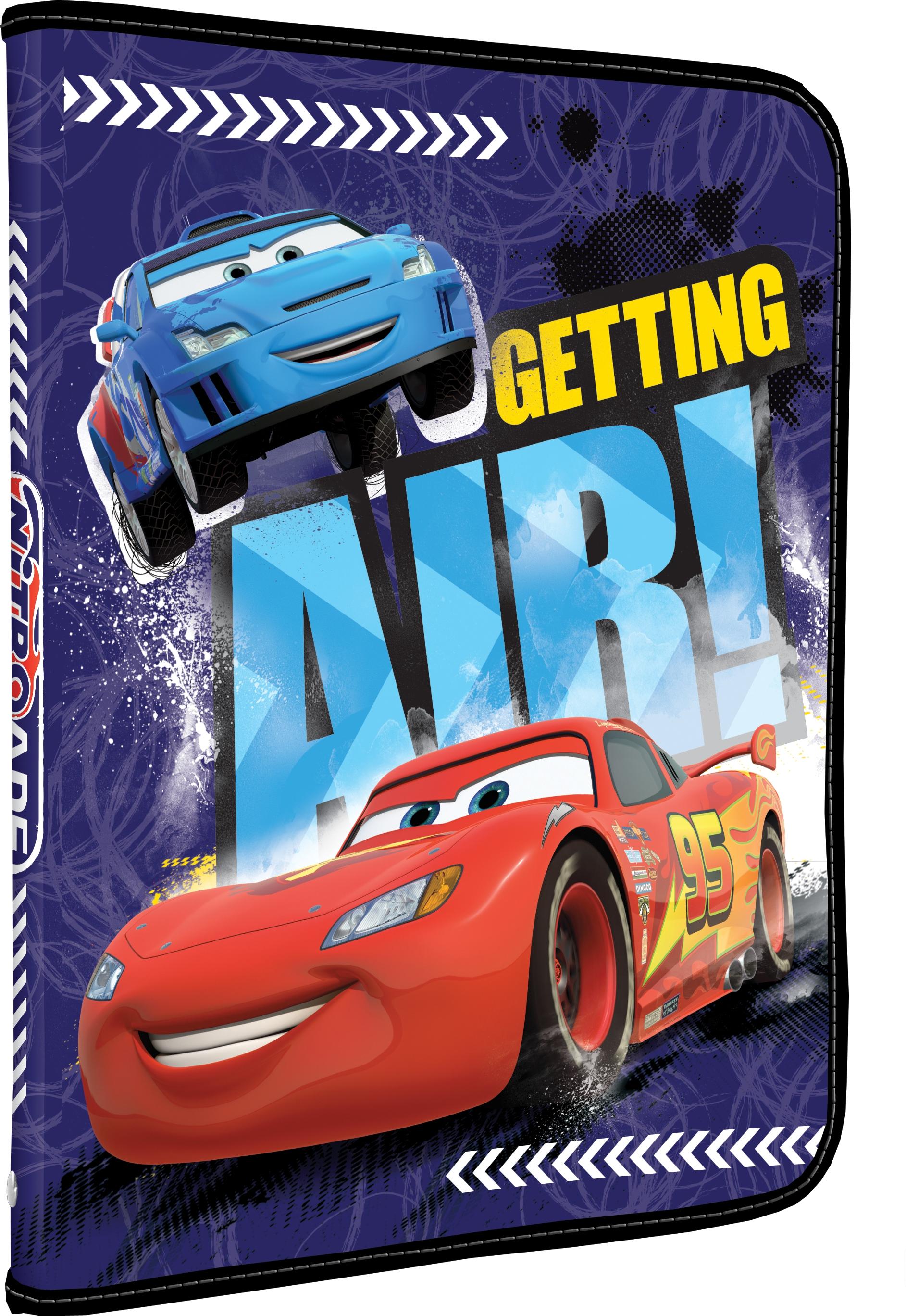 Папка для тетрадей Cars Cars
