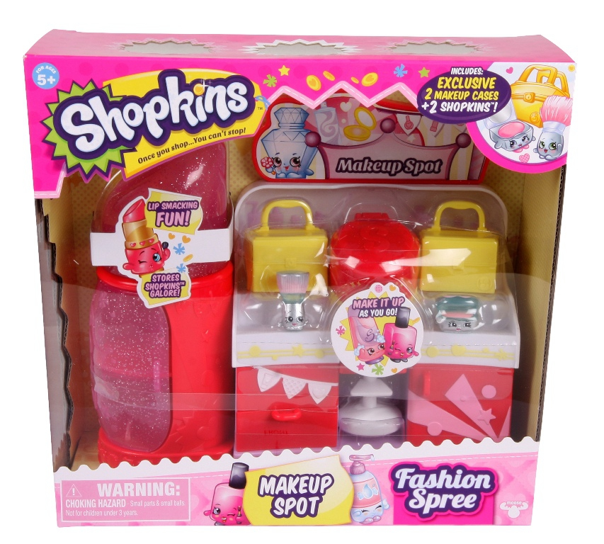 Игровой набор Shopkins Модная лихорадка