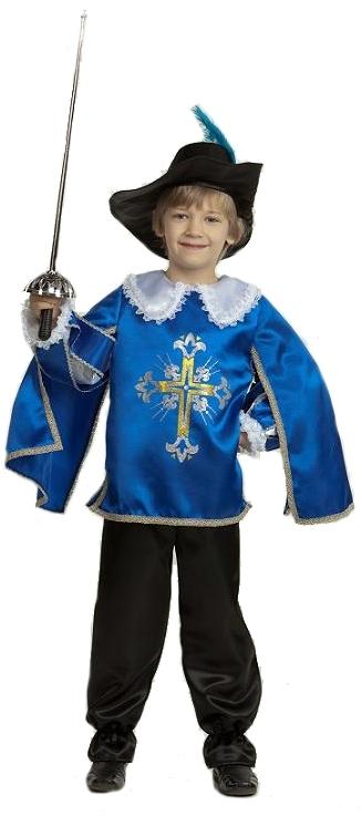 Костюмы и маски Батик Карнавальный костюм Батик «Мушкетер» костюмы alpine pro костюм