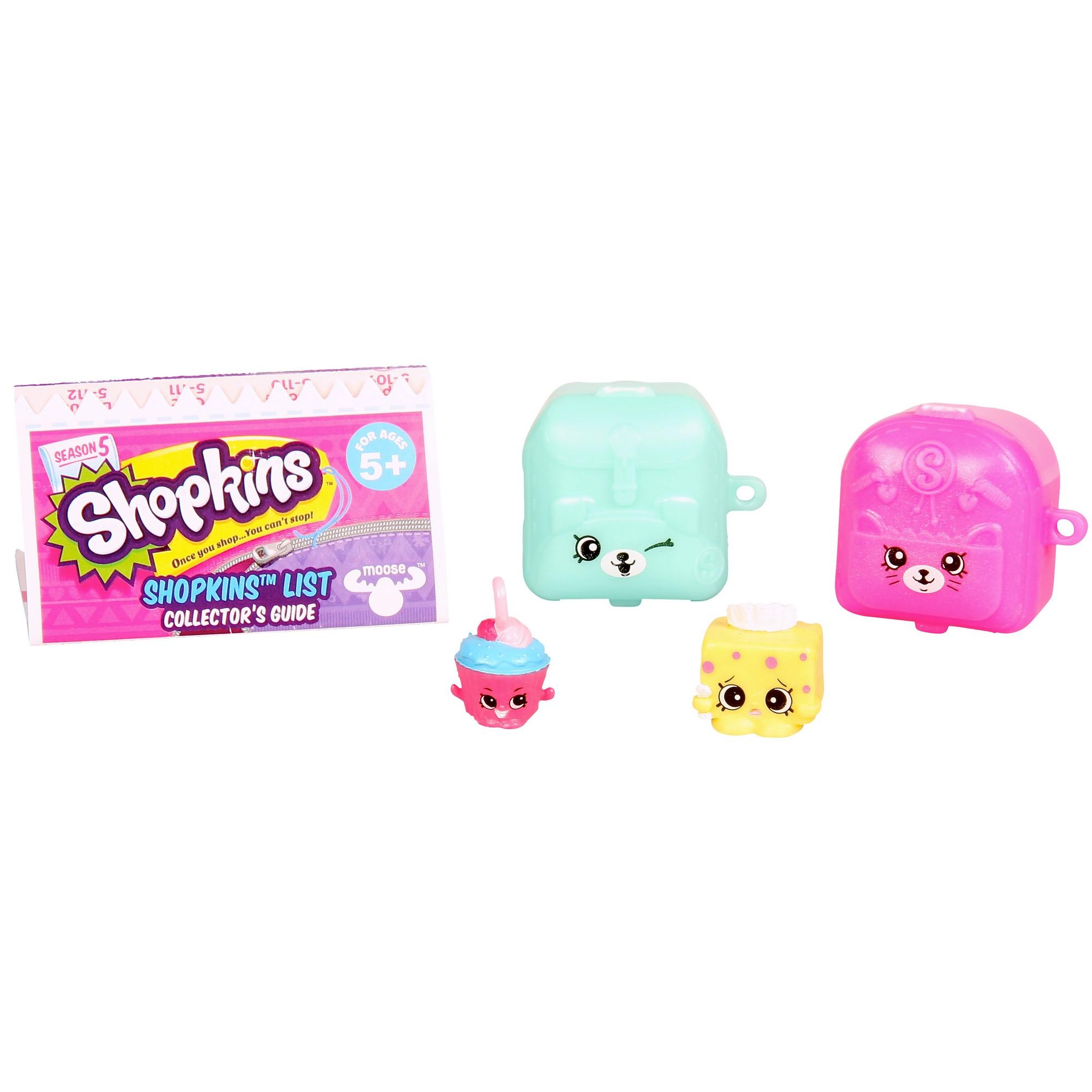 Shopkins Shopkins Игровой набор Shopkins игровой набор shopkins 2 героя в корзиночке