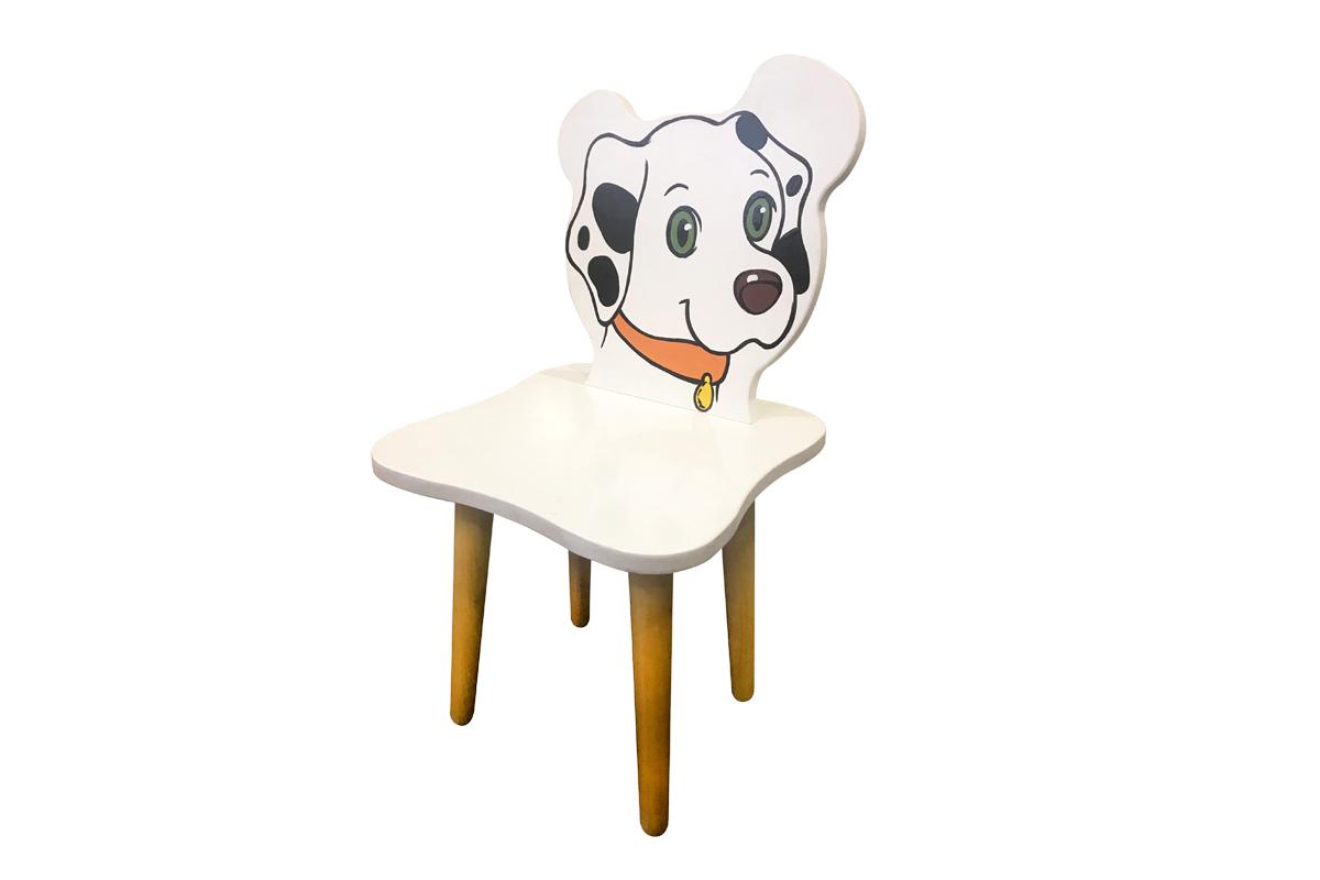 Столы и стулья Polli Tolli Джери. Далматинец детский стульчик джери киса
