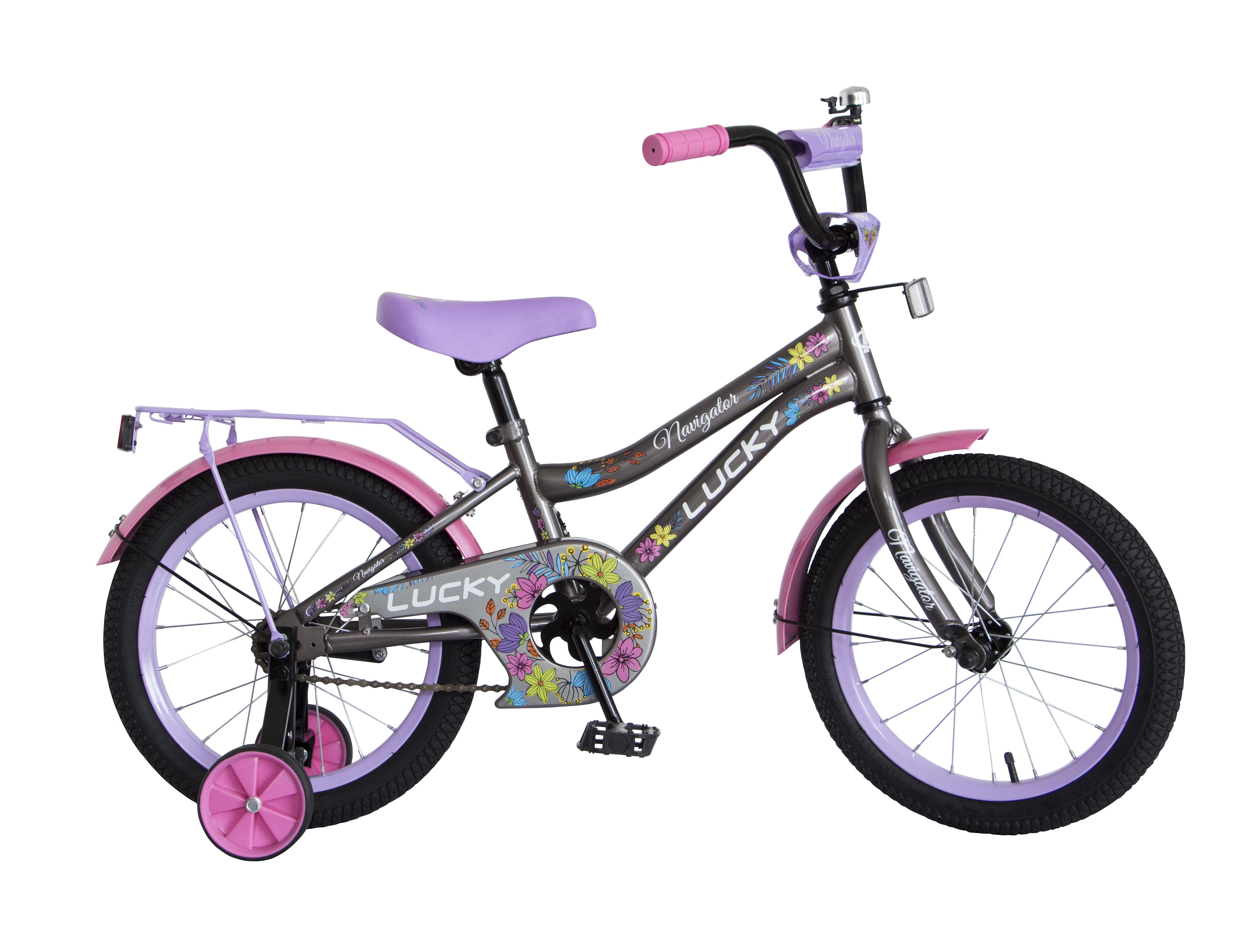 Велосипед двухколесный Navigator Lucky 16