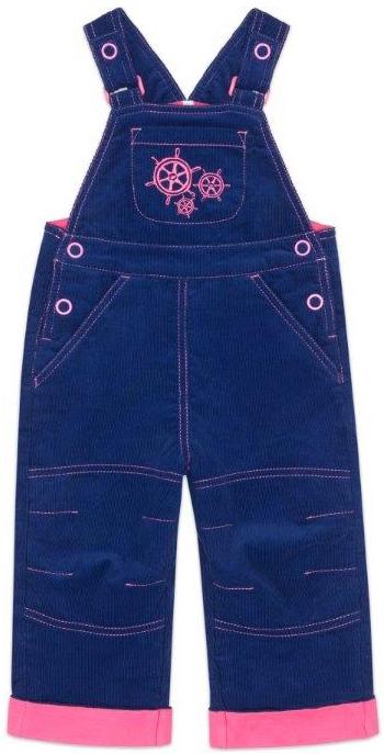 Полукомбинезон для девочки Barkito Морячка полукомбинезон джинсовый для мальчика barkito деним