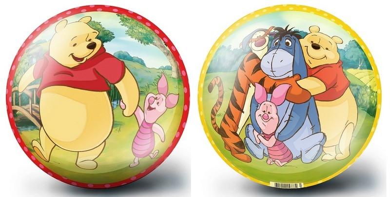 Купить Мячи, Винни Пух, 23 см., ЯиГрушка, Китай, разноцветный