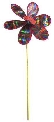 Воздушные змеи YIWU EXCELLENT Ветрячок Yiwu Excellent «Божья коровка» 65 см флюгер малый duckdog мф 00154