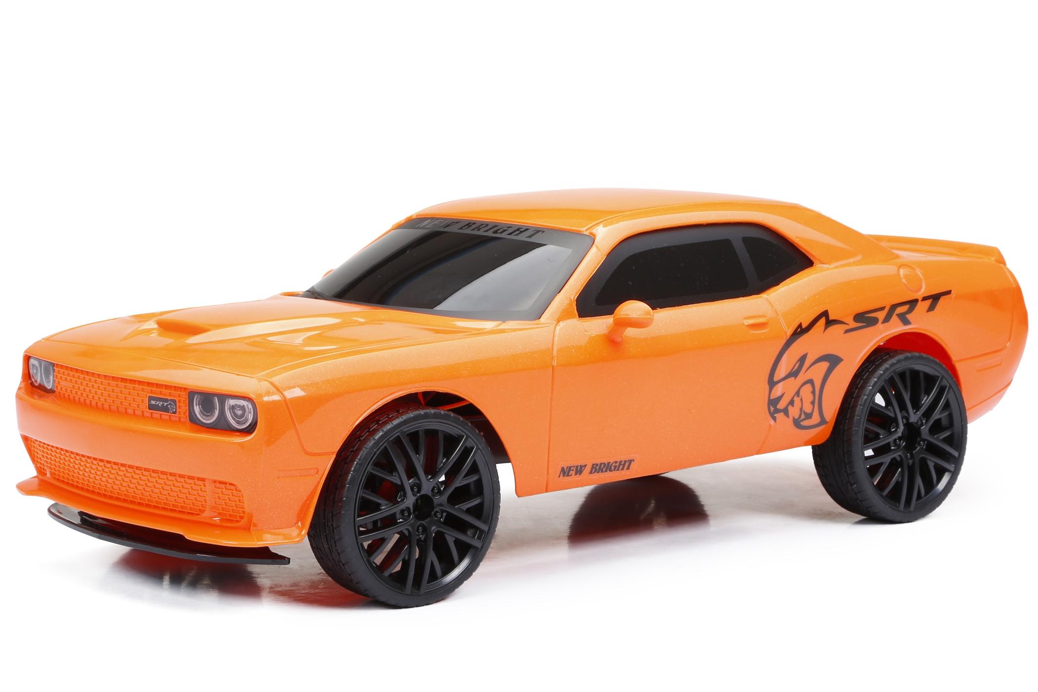 Машина NEW BRIGHT Challenger Hellcat радиоуправляемая