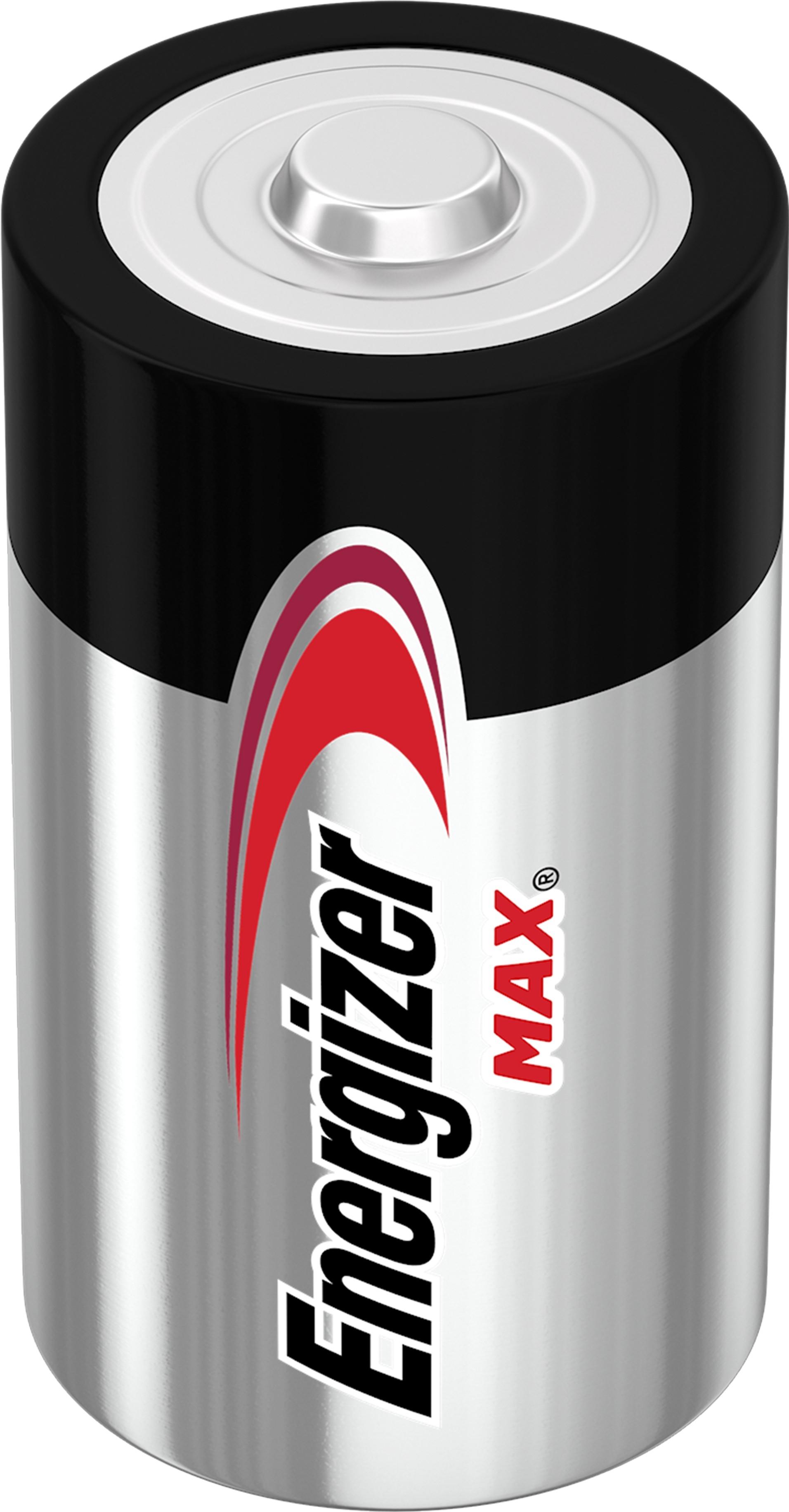 Батарейки Energizer ENR Max D цена и фото