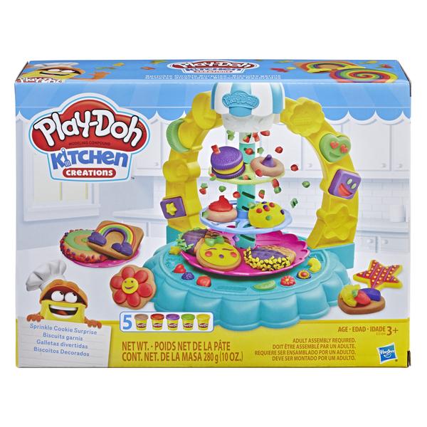 Пластилин и масса для лепки Play-Doh Карусель сладостей набор сладостей с вашим текстом сладкая коробка