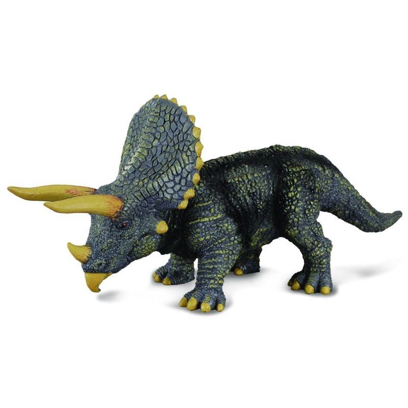 Фигурки животных Collecta Трицератопс 19 см игровые фигурки gulliver collecta динозавр трицератопс 1 40