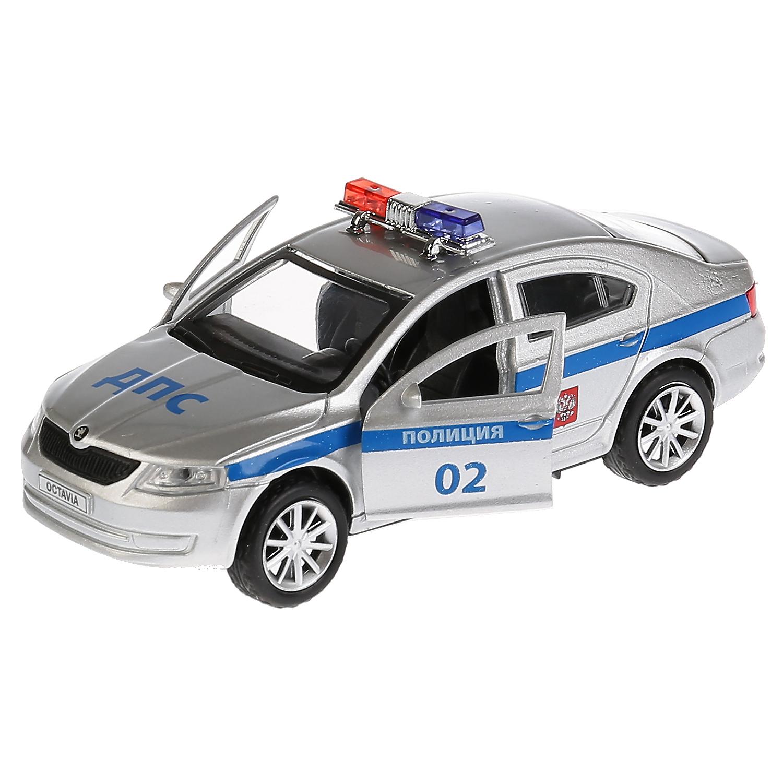 Машина Технопарк Skoda Octavia 259362