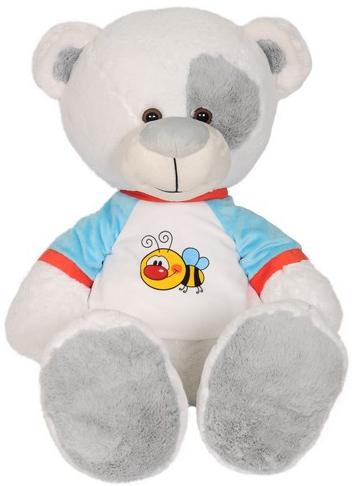 Игрушка мягкая СмолТойс Медвежонок Тишка смолтойс мягкая игрушка собачка 45 см 1889 мл 45