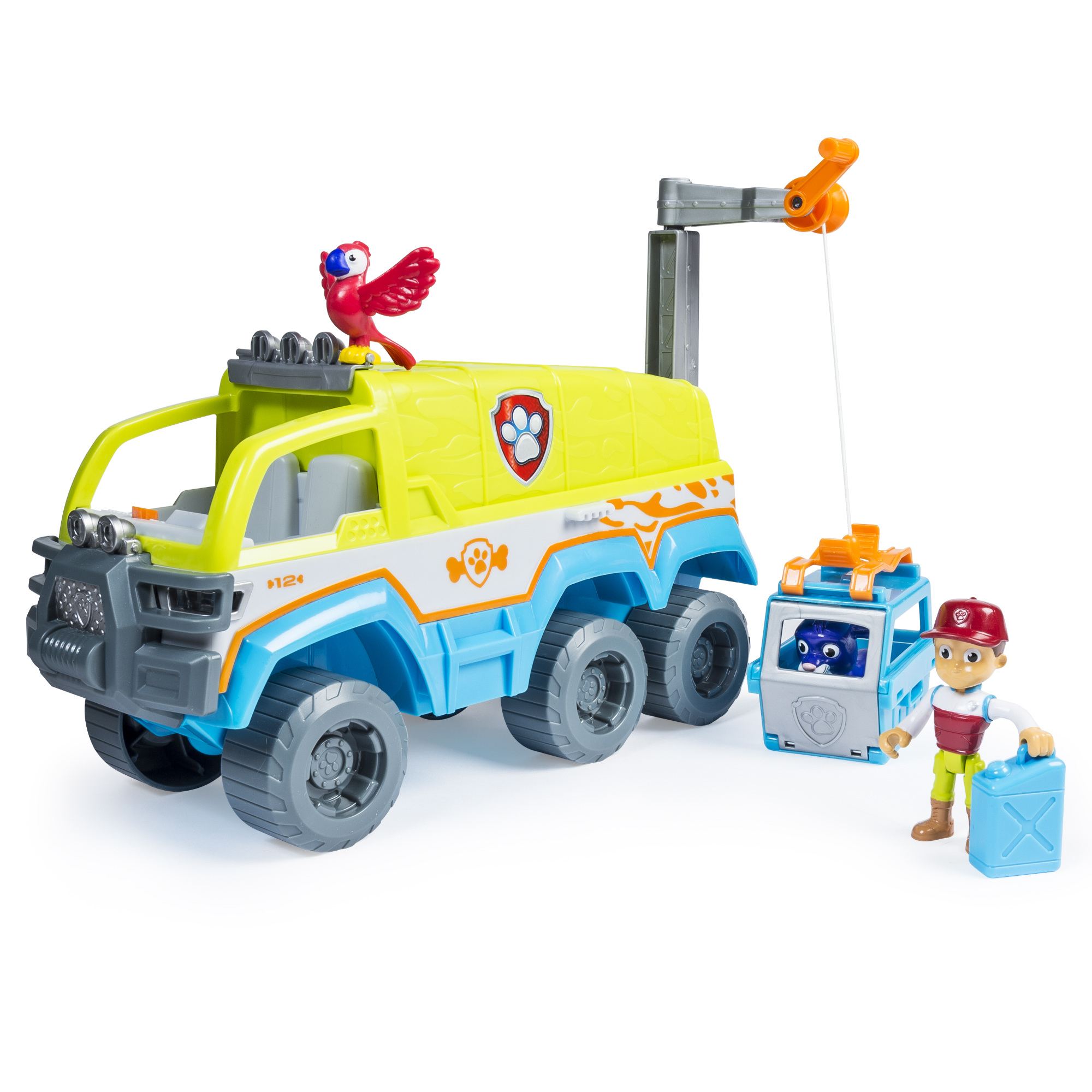 Paw Patrol Paw Patrol Машина Paw Patrol «Вездеход спасателей» 20cm canine patrol dog toys russian anime doll action figures car patrol puppy toy patrulla canina juguetes gift for child m134