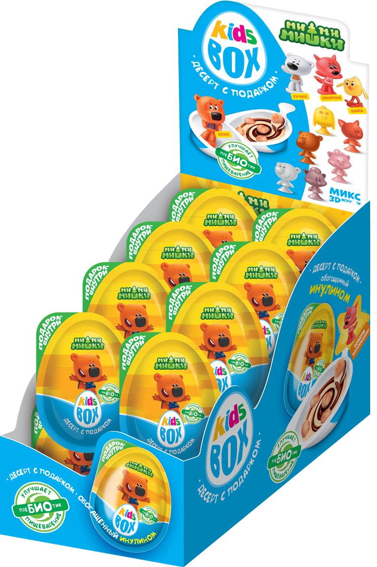 Десерты Kids Box МимиМишки с подарком 20 г мимимишки