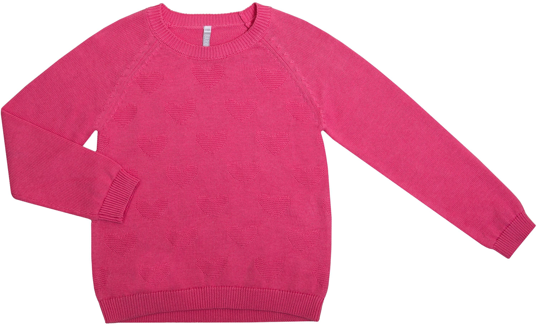 Купить Джемперы, «Золотая весна», розовый, Barkito, Китай, 60 % хлопок, 40 % акрил, Женский