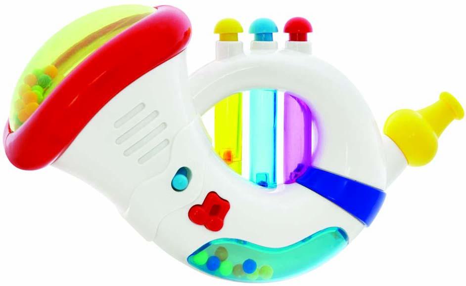 Электронно-музыкальная игрушка Мир детства Волшебная труба музыкальные игрушки мир детства волшебная труба