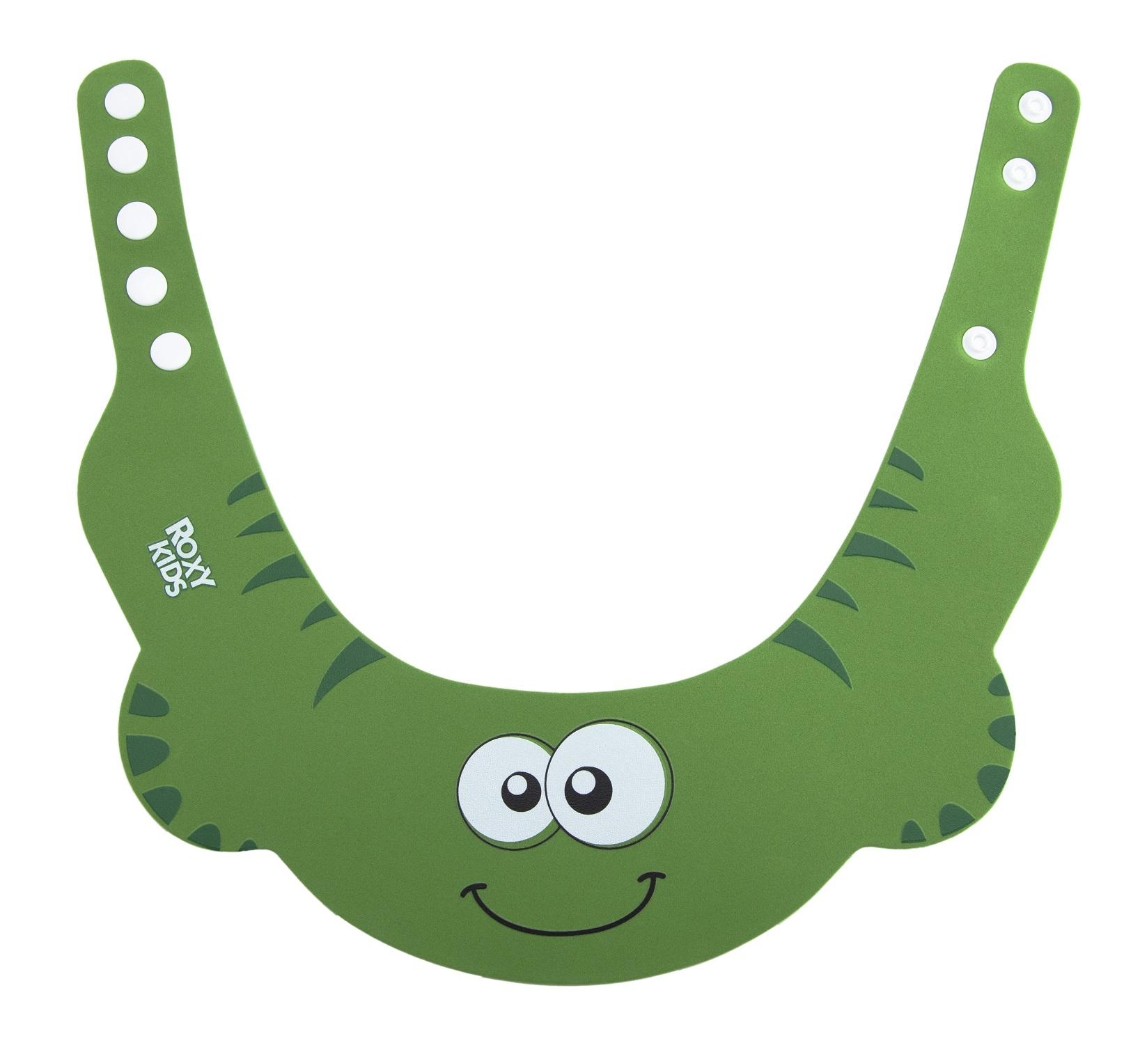 Другие товары Roxy-kids Козырек защитный Roxy-kids для мытья головы зеленый