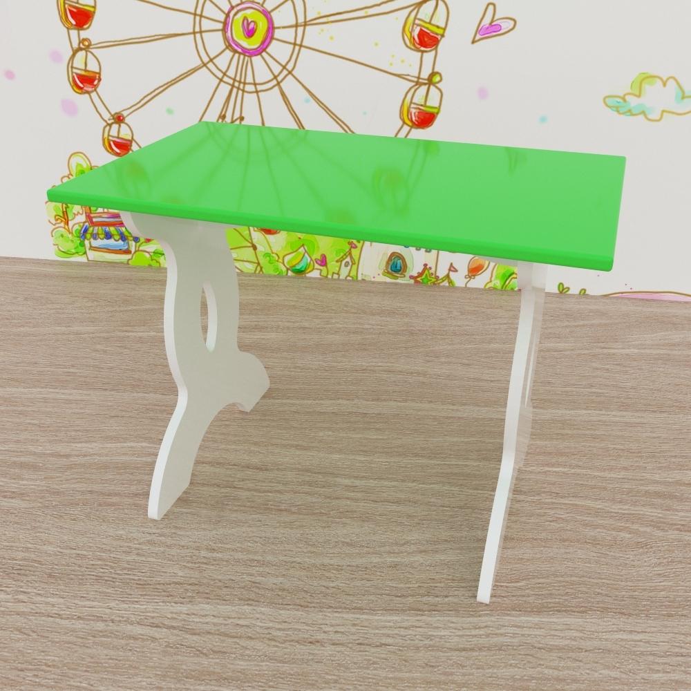 Столы и стулья Малина Стол Малина 50x67 см зеленый