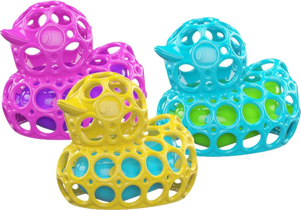 Игрушки для ванны Oball Уточка игрушка для купания для ванны oball уточка 81553 3