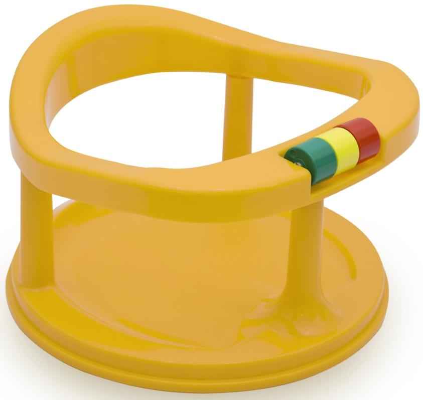 Горки и сиденья ПолимерБыт Сидение для купания ПолимерБыт на присосках в асс. полимербыт для купания детей на присосках оранжевый 11700