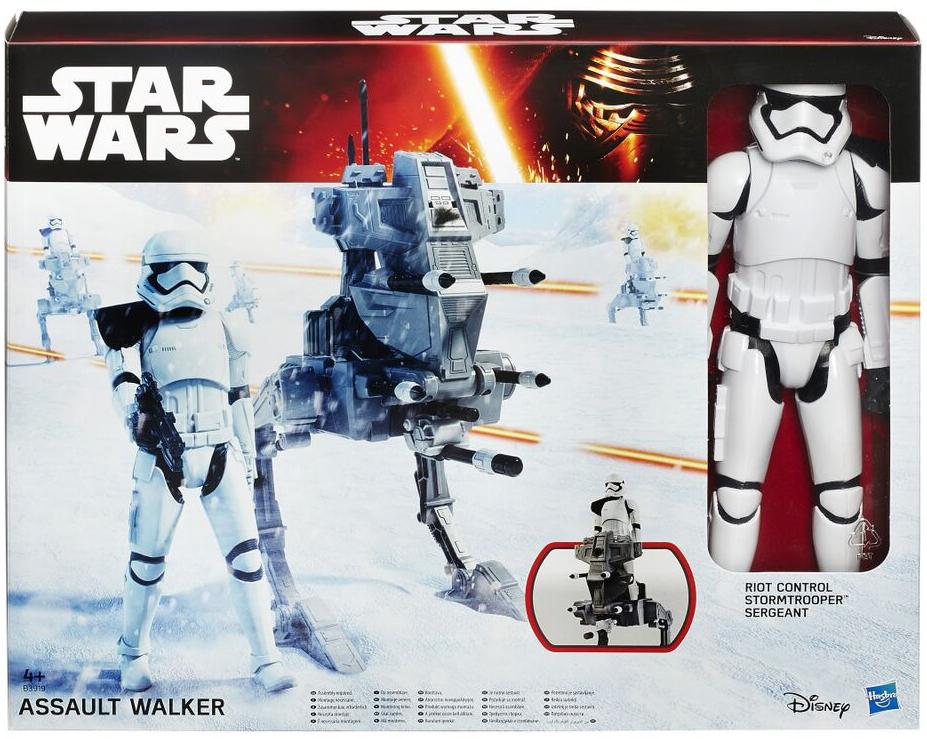Фигурки Hasbro Фигурки Титаны «Герои Звездных войн» с транспортным средством игрушка hasbro star wars титаны герои звездных войн a8561