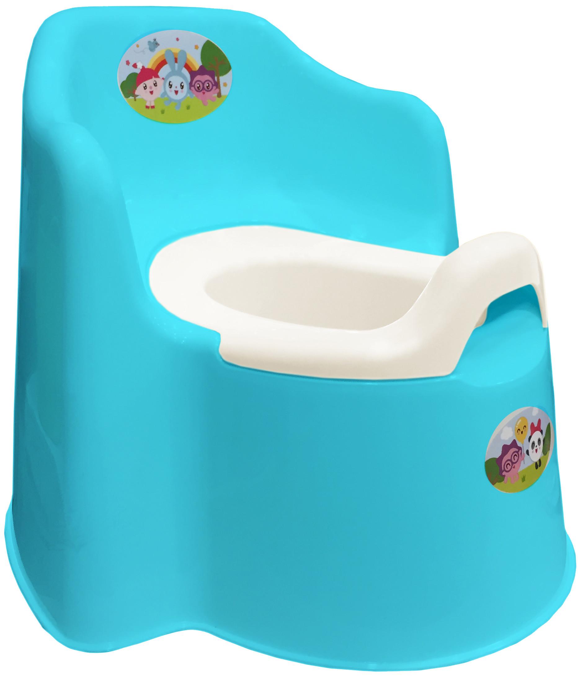 Горшки и детские сиденья на унитаз Little Angel Little king цена и фото
