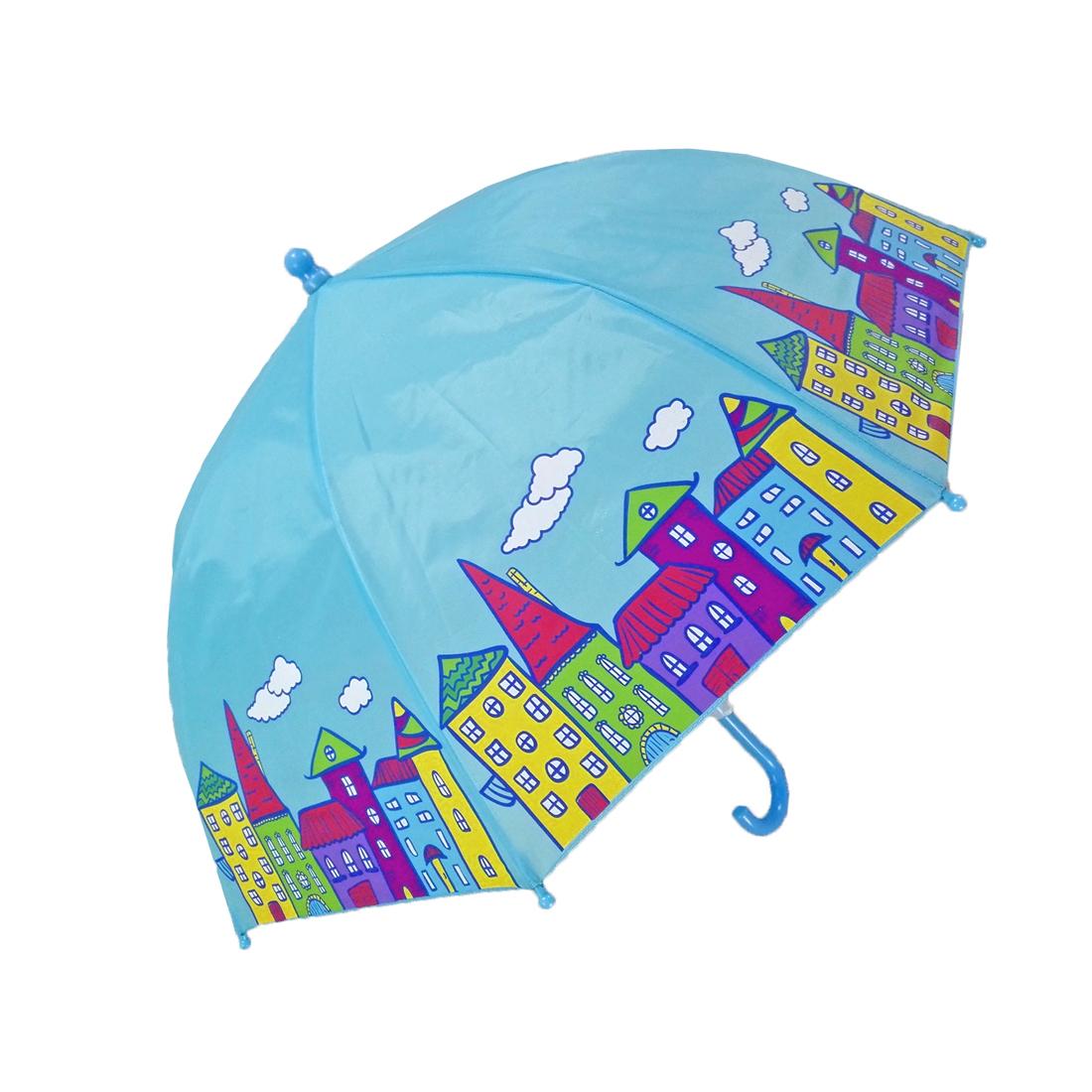 Зонты Mary Poppins Домики 46 см цена 2017