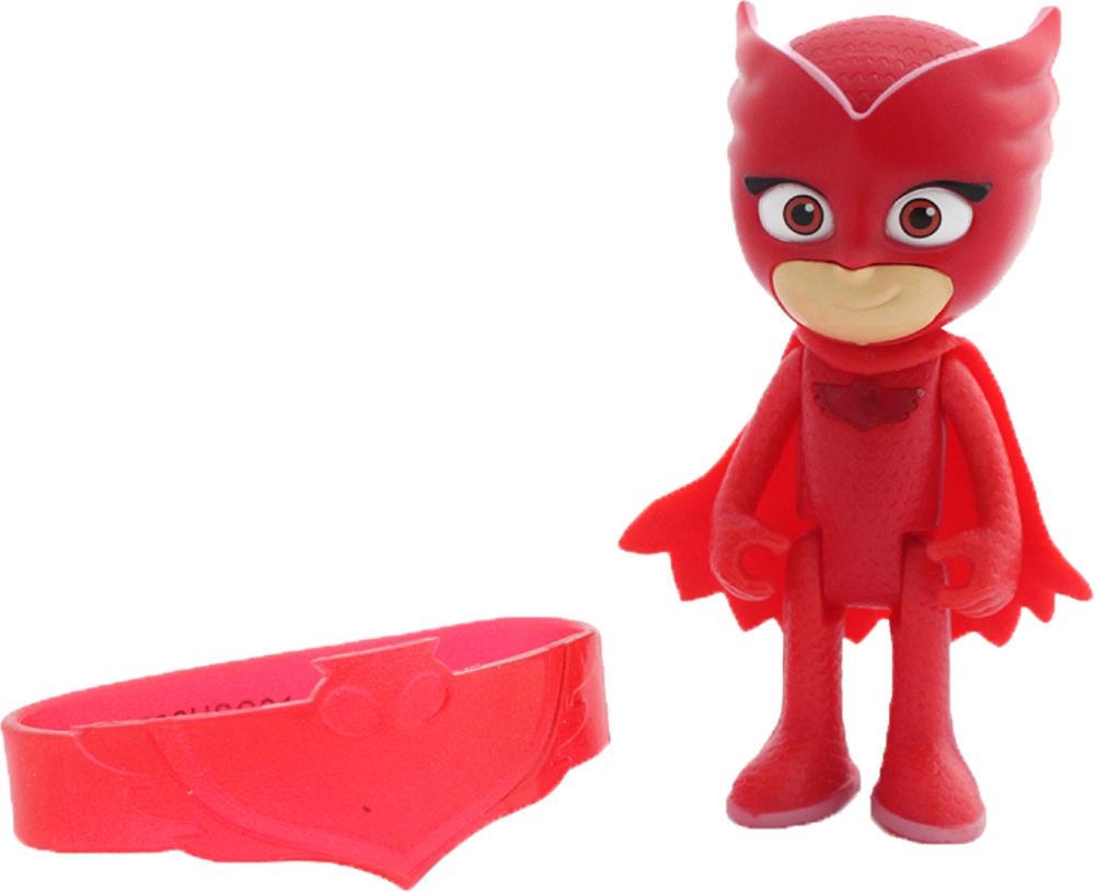 Фигурки героев мультфильмов PJ Masks Алетт фигурка с браслетом всё для лепки герои в масках pj masks набор алетт и ромео