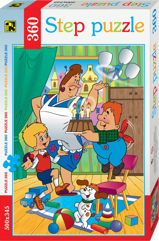Пазлы Step Puzzle Пазл Step Puzzle 360 эл. в ассортименте пазл step puzzle 120 эл в ассортименте
