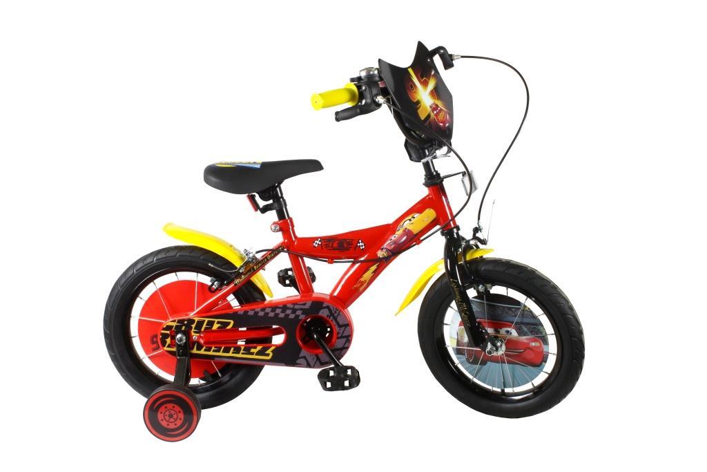 Велосипеды двухколесные Disney cars ВН14166